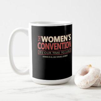 Movimiento del convenio de las mujeres - taza de
