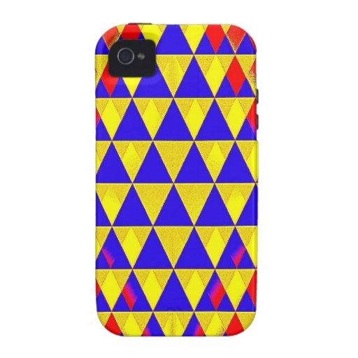 Movimiento del triángulo iPhone 4 carcasa