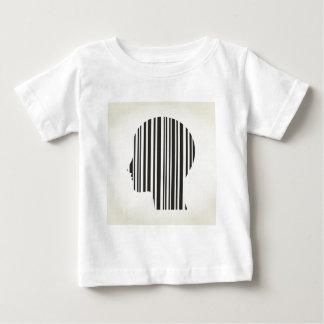Movimiento principal un código camiseta de bebé