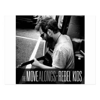 Movimiento rebelde Alongs de los Niños- Postal