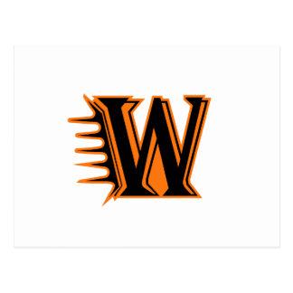 Movimiento W de los avispones de Wautoma Postal