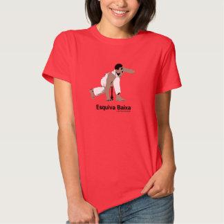 Movimientos de Capoeira - baixa del esquiva Camisas
