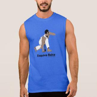 Movimientos de Capoeira - baixa del esquiva Camisetas Sin Mangas