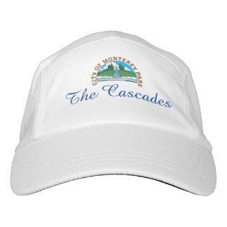mpkcascades gorra de alto rendimiento