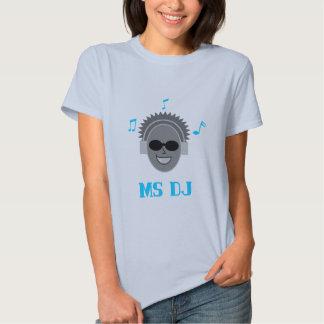 MS DJ CAMISETA