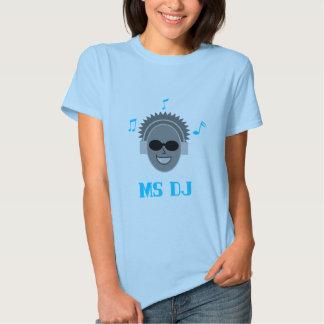 MS DJ CAMISETAS
