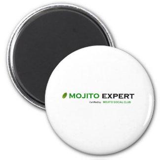 MSCMojitoExpertCertified10x10 Imán Para Frigorifico