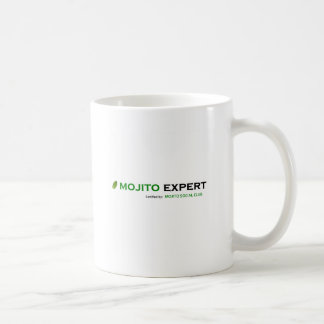 MSCMojitoExpertCertified10x10 Taza Básica Blanca