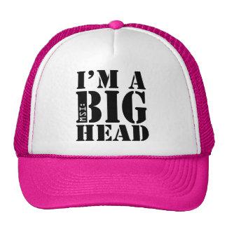 MSI rosado: Soy un casquillo principal grande del  Gorros Bordados