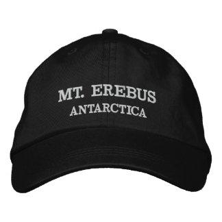 Mt. Erebus, gorra ajustable de la Antártida