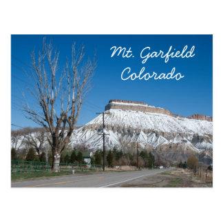 Mt. Garfield, Colorado Postal