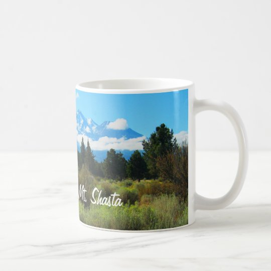 Mt. Shasta Taza De Café