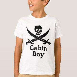 Muchacho de cabina camiseta