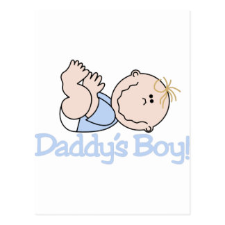 ¡Muchacho de Daddys! Postal