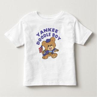 Muchacho del Doodle del yanqui Camisas