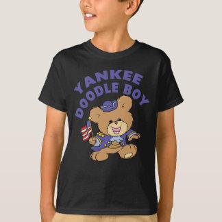 Muchacho del Doodle del yanqui Camisetas