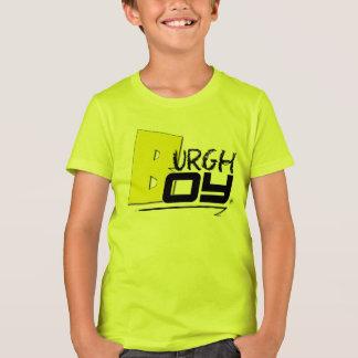 Muchacho del municipio escocés camiseta