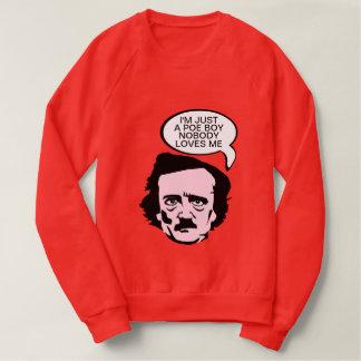 Muchacho del Poe Sudadera
