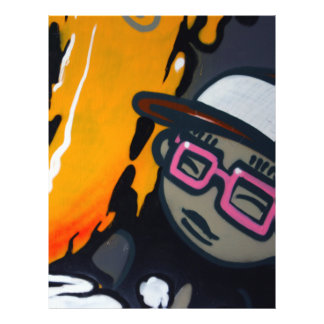 Muchacho japonés folleto 21,6 x 28 cm