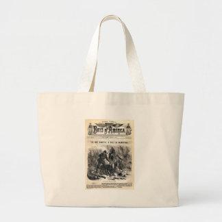 Muchachos de no. 56, 1878 de América vol. X. Bolsa