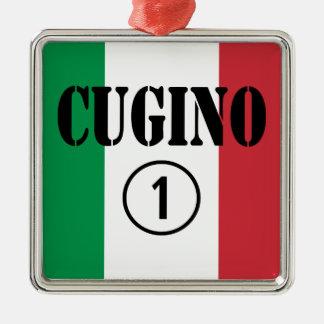 Muchachos italianos de los primos Uno de Cugino N