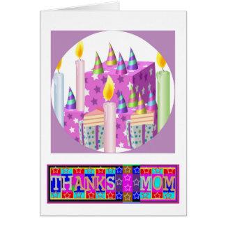 """Muchas maneras de decir a la """"mamá de las tarjeta de felicitación"""