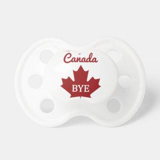 Mudanza a Canadá Chupetes
