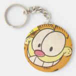 Mueca de Garfield, llavero