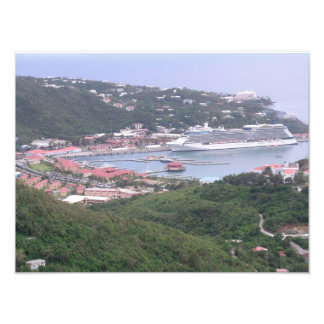 Muelle Long Bay, Yacht Haven, West Indian Company Arte Con Fotos