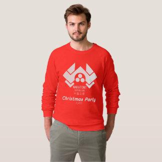 Muere el suéter duro del navidad de Nakatomi