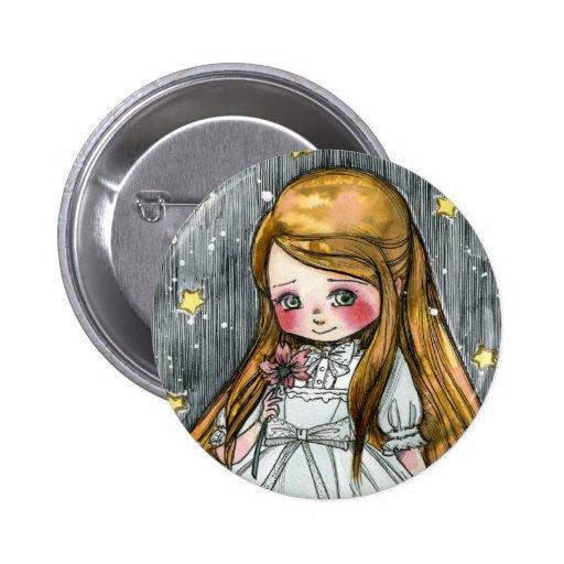 Muere Sterntaler - botón Pin