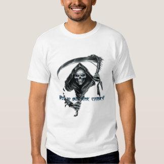 muerte a domicilio camisetas