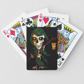 Muerte Baraja Cartas De Poker
