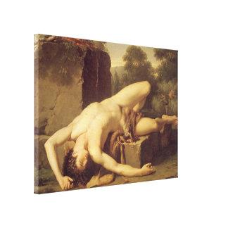 Muerte de Abel Impresiones En Lona