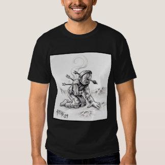 Muerte de Astro Camiseta