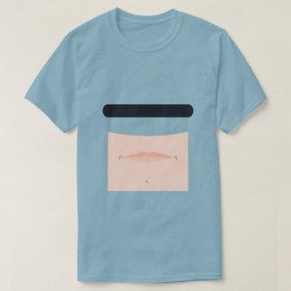 muerto o vivo camiseta