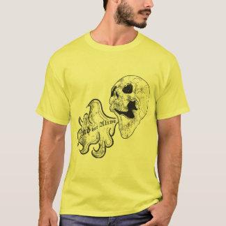 Muerto pero vivo camiseta