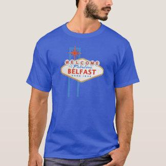 Muestra de Belfast - de Vegas Camiseta