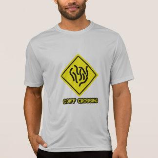 Muestra de C. Diff Crossing Camiseta