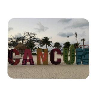 Muestra de Cancun - Playa Delfines, imán de la