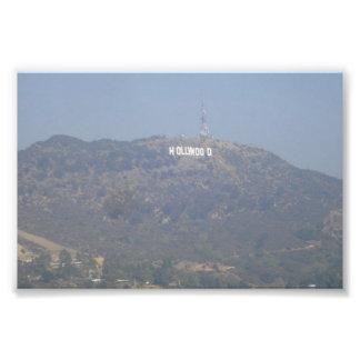 Muestra de Hollywood Cojinete