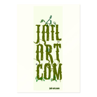 muestra de jail-art.com legs11 tarjetas de visita grandes