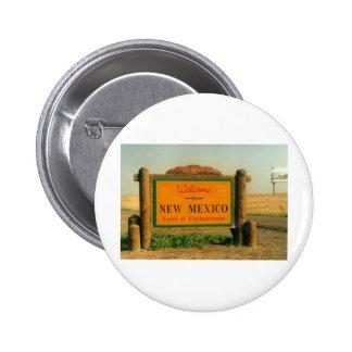 Muestra de New México Pins