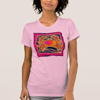 Muestra de Zodia: Cáncer Camisetas