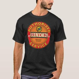 Muestra del servicio de Buick del vintage Camiseta
