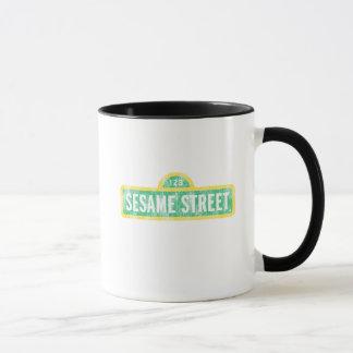 Muestra del Sesame Street Taza