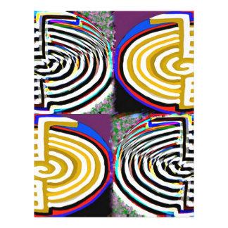 Muestra doble de Choukuray - de Karuna Reiki Folleto 21,6 X 28 Cm