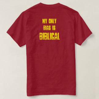 """Muestras bíblicas """"mi SOLAMENTE"""" camiseta diagonal"""