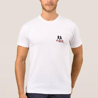 Muestre su amor para el gran deporte del boxeo camiseta