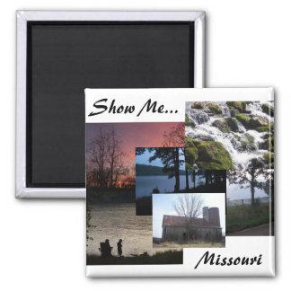 Muéstreme… Missouri Imanes
